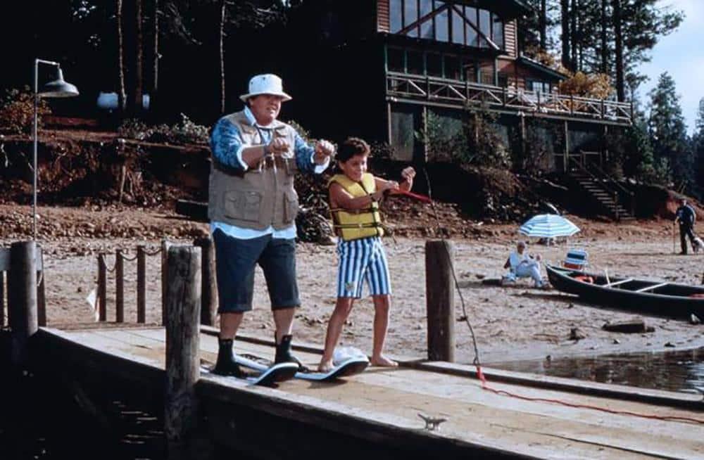 Ferien zu dritt Film 1988 Blu-ray Review shop kaufen Szenenbild