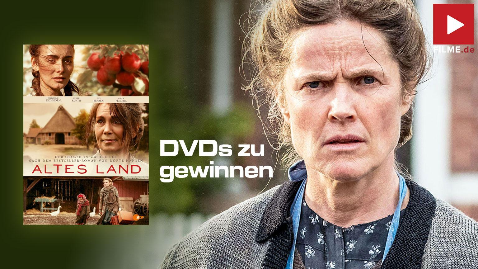 Altes Land TV-Zweiteiler Romanverfilmung 2020 DVD shop kaufen Gewinnspiel gewinnen Artikelbild