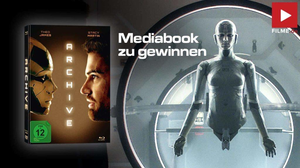 Archive Gewinnspiel gewinnen Blu-ray DVD shop kaufen Artikelbild