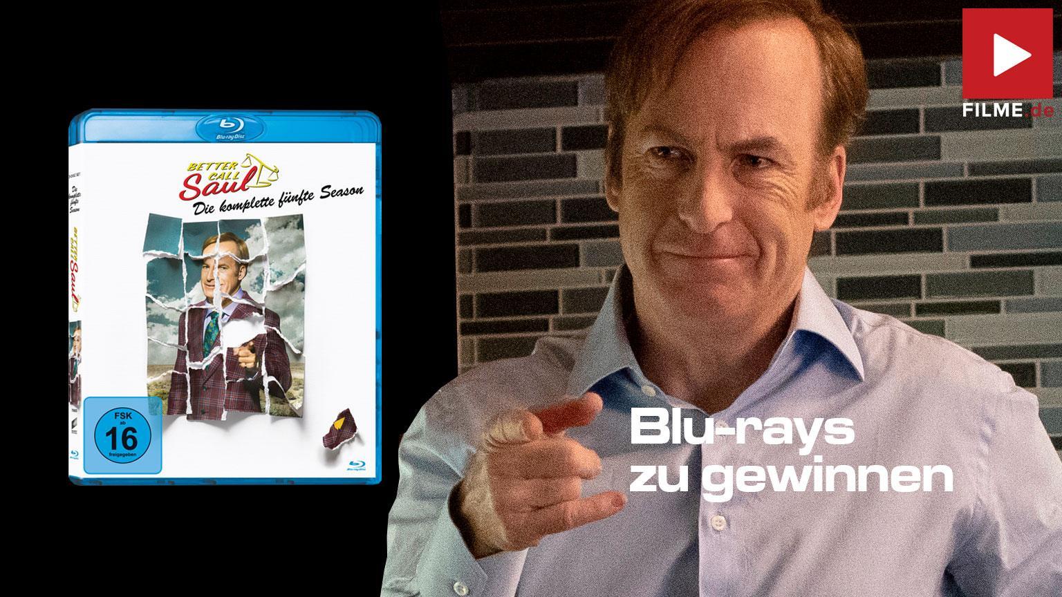 Better Call Saul Staffel 5 Blu-ray DVD Gewinnspiel gewinnen Shop kaufen Artikelbild