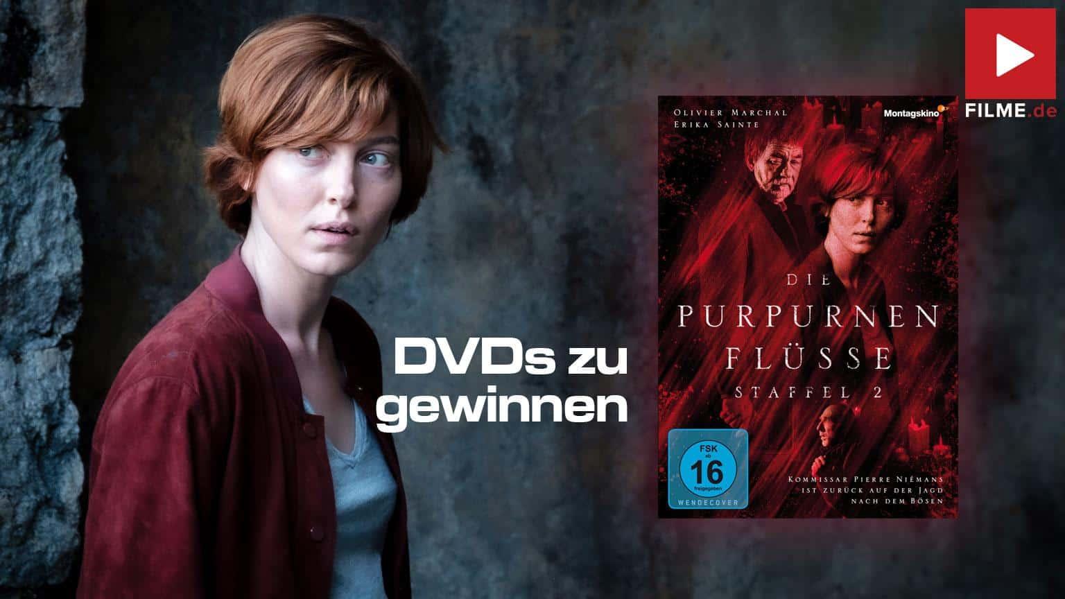 Die purpurnen Flüsse - Staffel 2 [Blu-ray] DVD shop kaufen Serie 2020 Gewinnspiel gewinnen Artikelbild