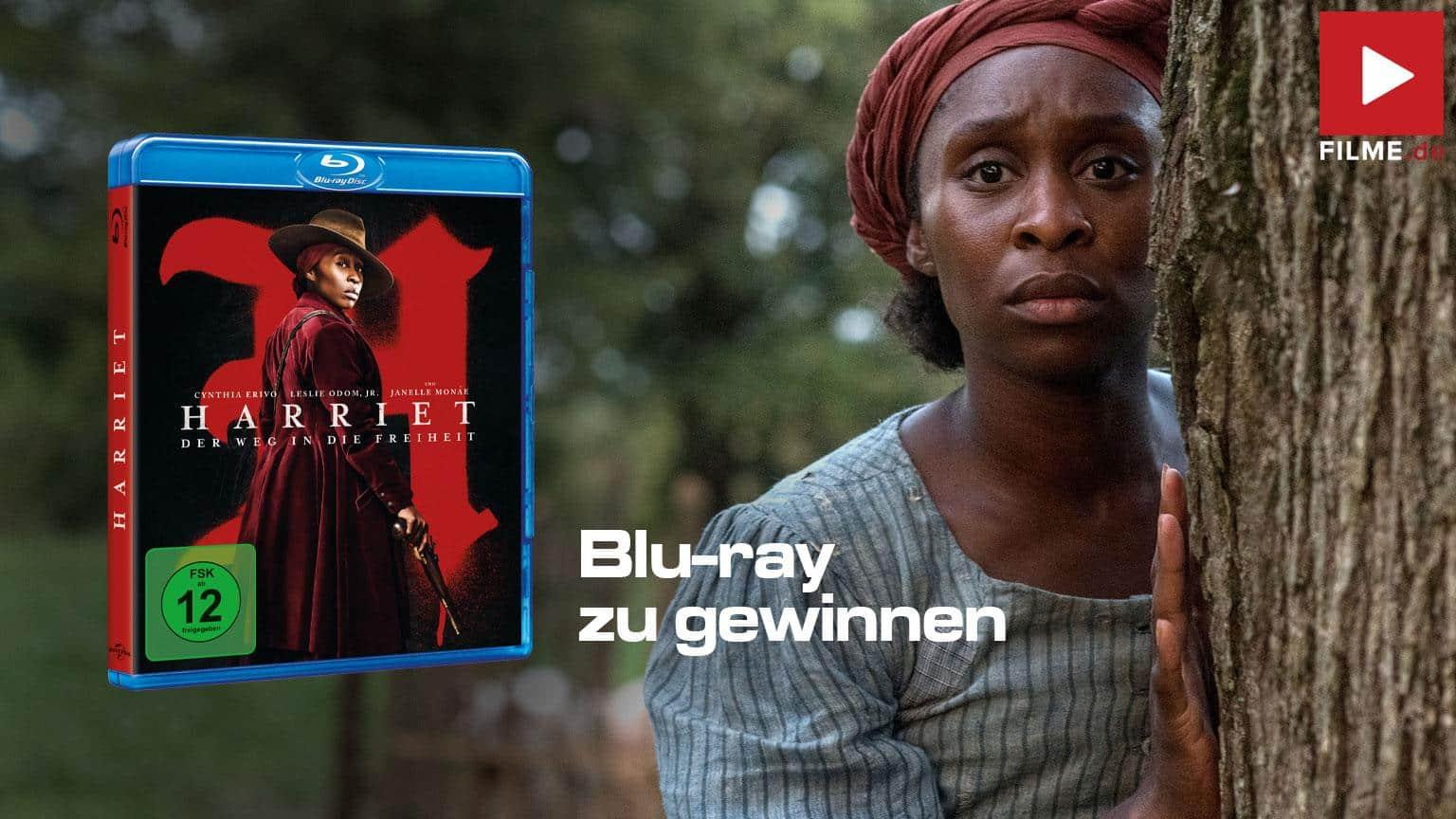Harriet Gewinnspiel gewinnen Blu-ray DVD shop kaufen Artikelbild