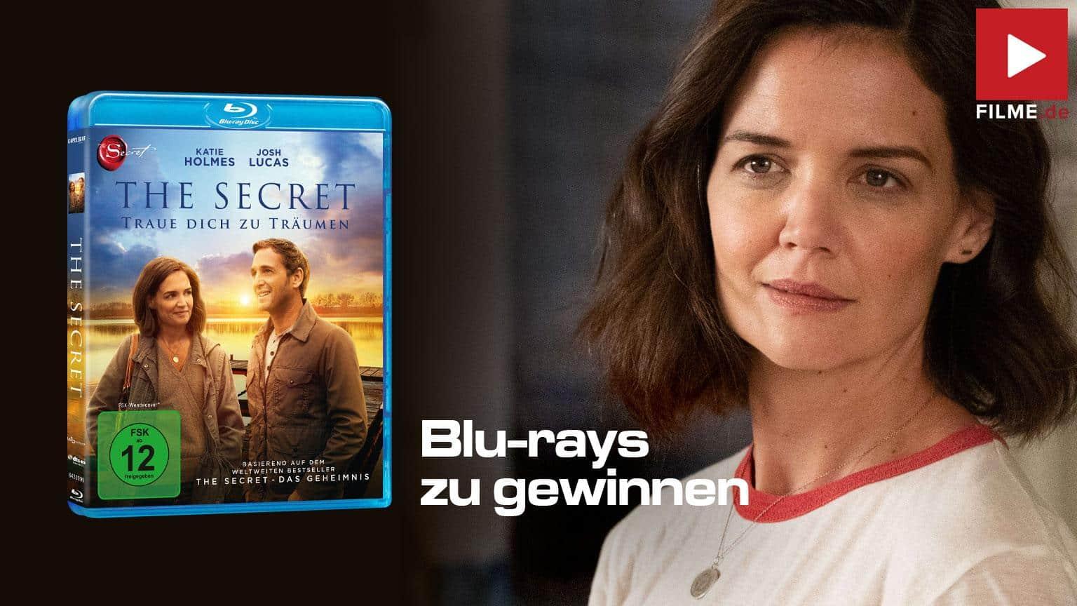 THE SECRET – Traue dich zu träumen Film 2020 Blu-ray DVD shop kaufen Gewinnspiel gewinnen Artikelbild