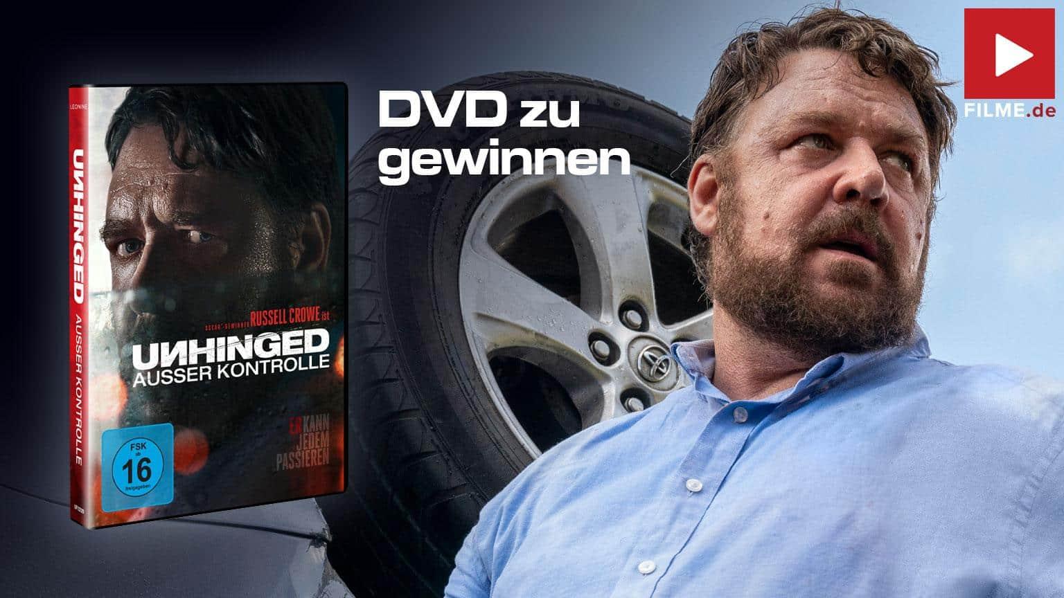 Unhinged Außer Kontrolle Film 2020 Russell Crowe Gewinnspiel gewinnen shop kaufen Artikelbild