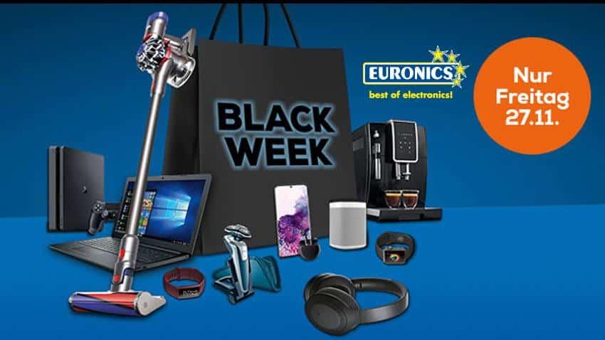 Euronics Deal Black Week shop kaufen Angebote günstig Schnäppchen Artikelbild