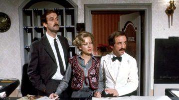 fawlty towers bbc serie