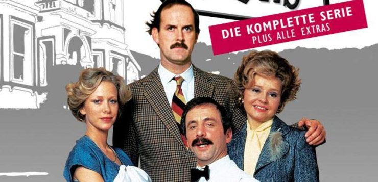 Fawlty Towers - Die komplette Serie – Blu-ray Review | Polyband | 24.11.2020
