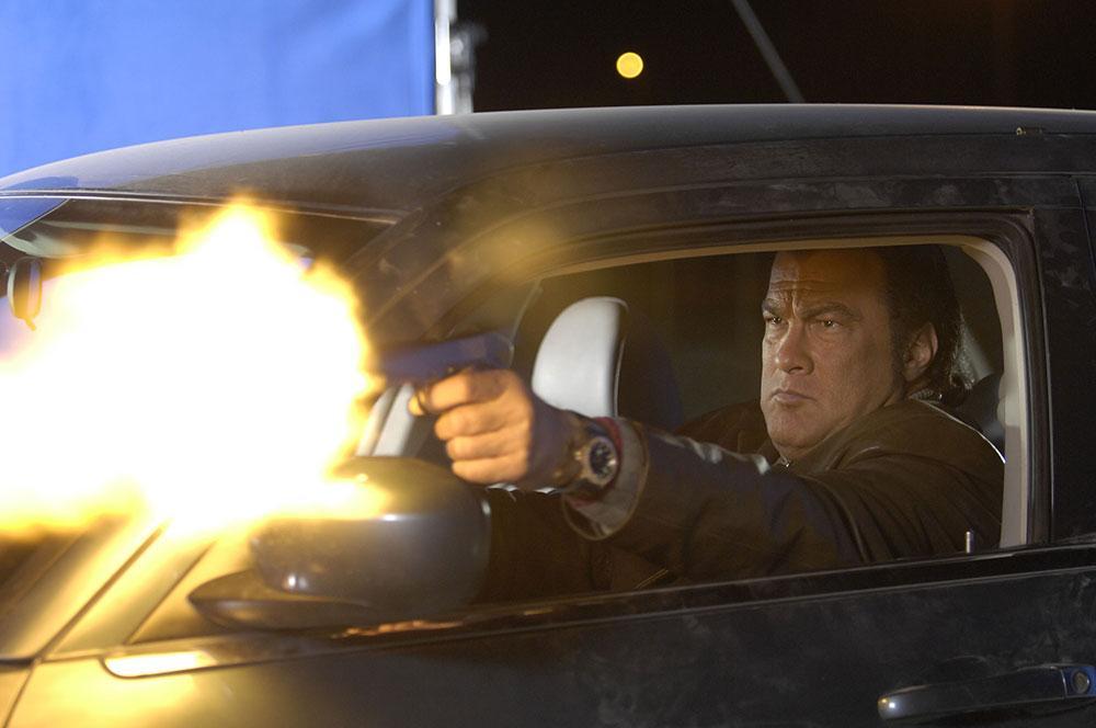 URBAN JUSTICE - BLINDE RACHE Blu-ray Review Shop kaufen Szenenbild