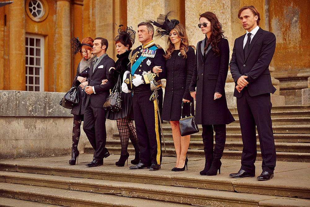 The Royals Gesamtedition DVD Review shop kaufen szenenbild