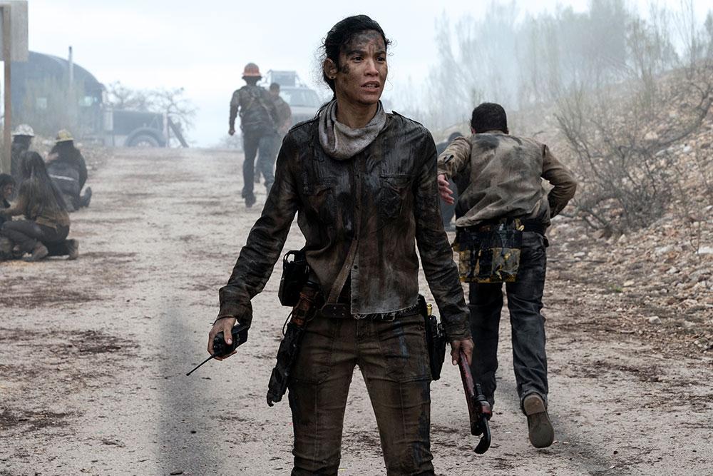 Fear the Walking Dead Staffel 6 Serie 2020 Review Streaming kostenlos shop kaufen Szenenbild