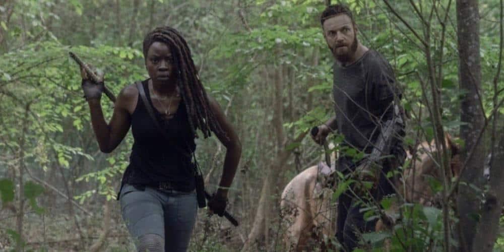 The Walking Dead Staffel 10.1 Serie 2020 Review streaming kostenlos shop kaufen Szenenbild