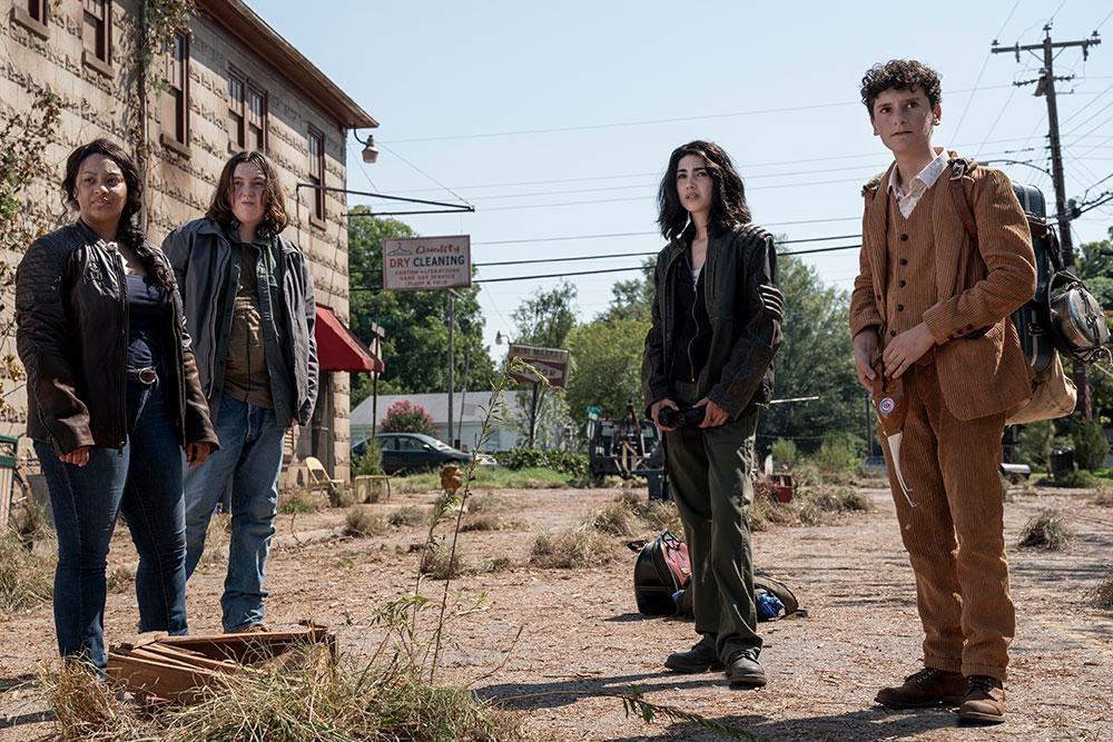 The Walking Dead – World Beyond: Season 1 – Streaming Review kostenlos shop kaufen Szenenbild