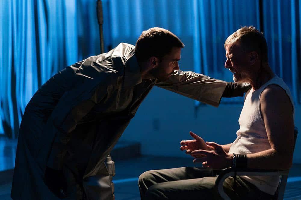 Bloodline Film 2021 Blu-ray Review shop kaufen Szenenbild