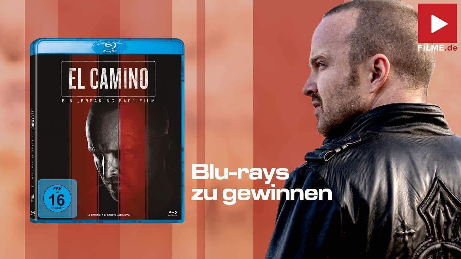 El Camino ein Breaking Bad Film 2020 Gewinnspiel gewinnen shop kaufen Artiklebild