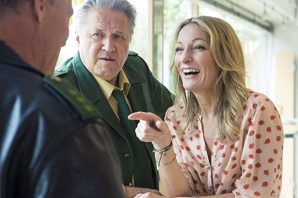 Hubert ohne Staller - Die komplette 9. Staffel [Blu-ray] Review DVD shop kaufen Szenenbild