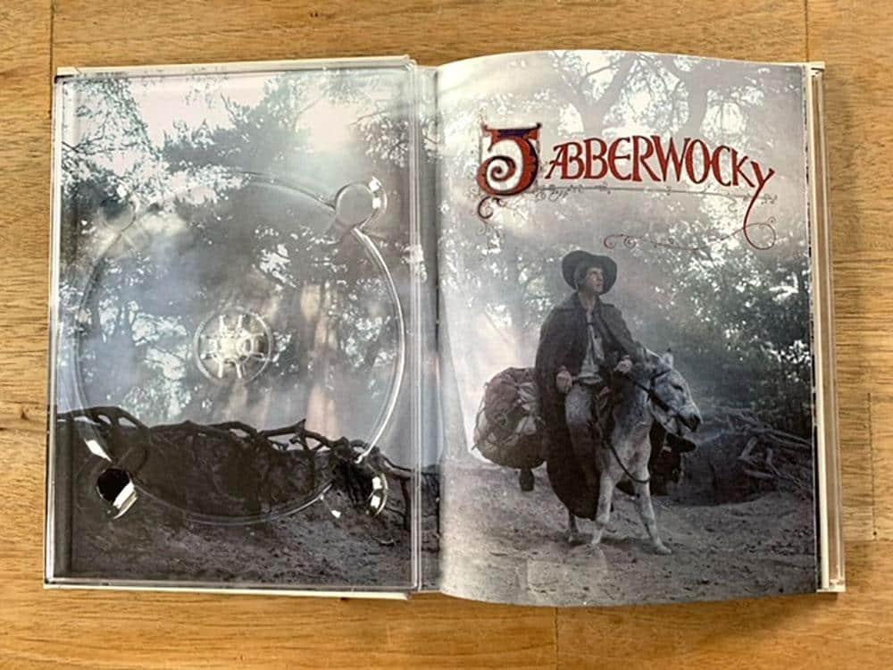 Monty Python's Jabberwocky 2-Disc Limited Collector's Edition im Mediabook Blu-ray Review shop kaufen Produktbild