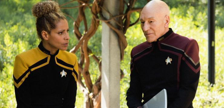 Star Trek - Picard: Staffel 1 Blu-ray DVD Steelbook shop kaufen Artikelbild