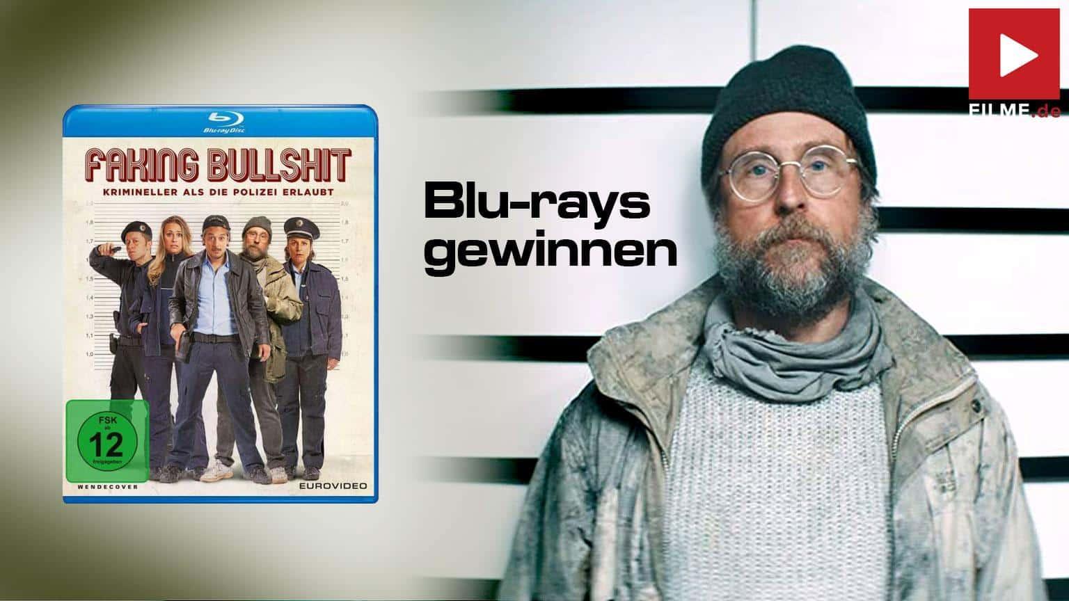 Faking Bullshit Film 2021 Blu-ray DVD Gewinnspiel gewinnen shop kaufen Artikelbild