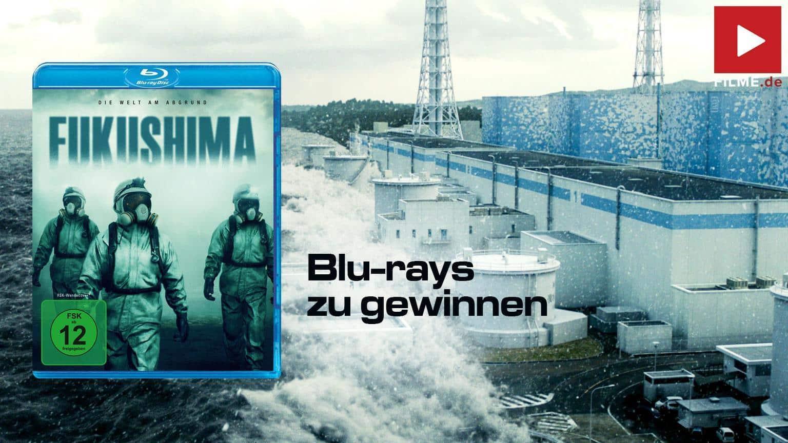 Fukushima Film 2021 Blu-ray DVD digital shop kaufen Gewinnspiel gewinnen Artikelbild