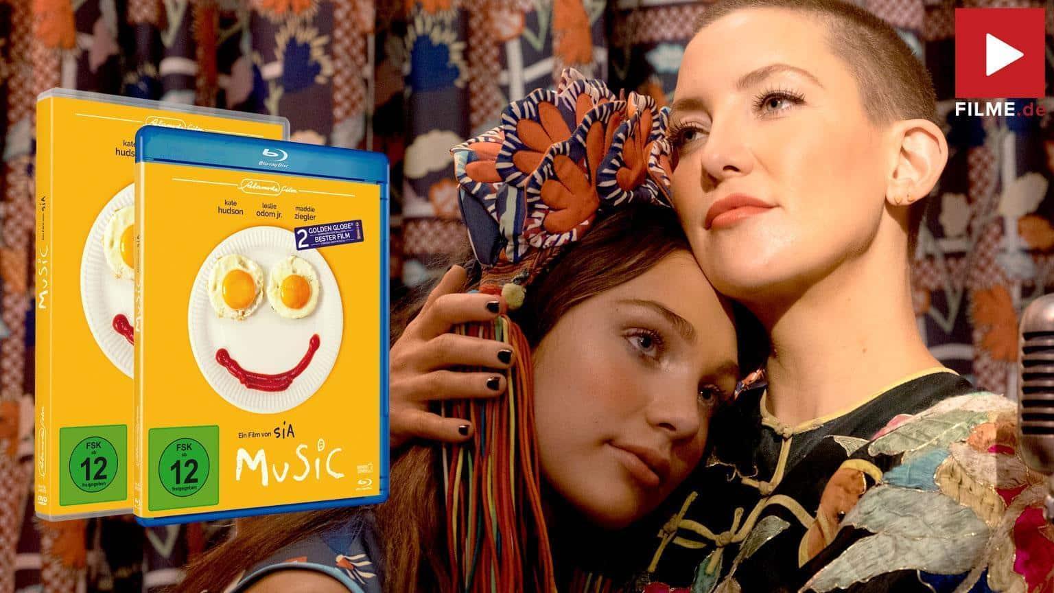 Music von Sia Kate Hudson Gewinnspiel gewinnen Blu-ray DVD sho kaufen kostenlos Artikelbild