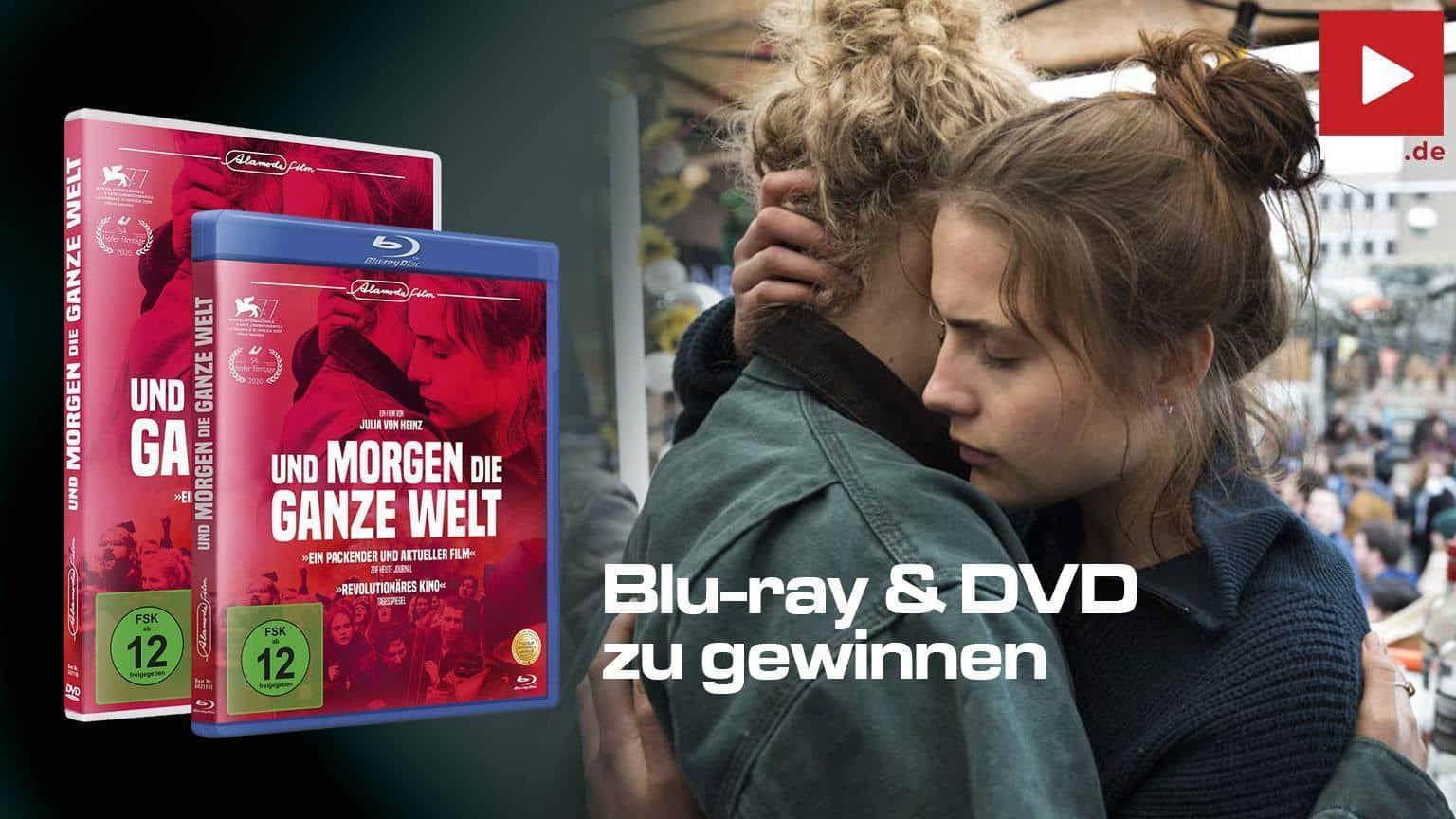 Und morgen die ganze Welt Film 2021 Blu-ray DVD Gewinnspiel gewinnen Artikelbild