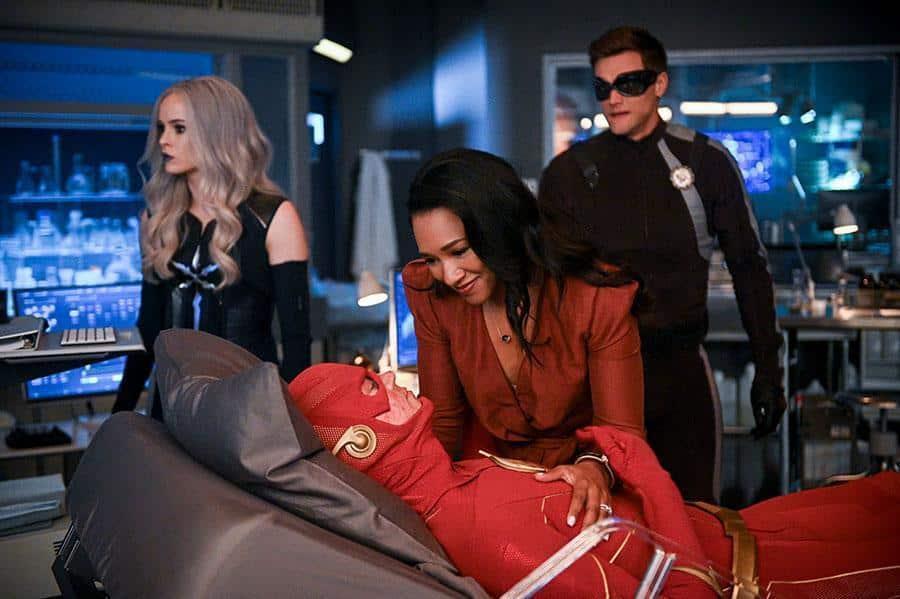 Flash Staffel 6 Serie 2021 Streaming Review Amazon kostenlos Szenenbild