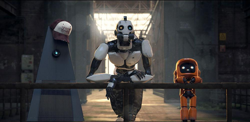 Love, Death and Robots Staffel 1 Serie 2019 Netflix streaming Review kostenlos Szenenbild