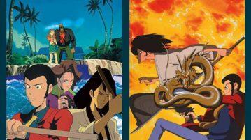 Lupin the 3rd - TV-Special - Collection Blu-ray DVD Review shop kaufen Artikelbild