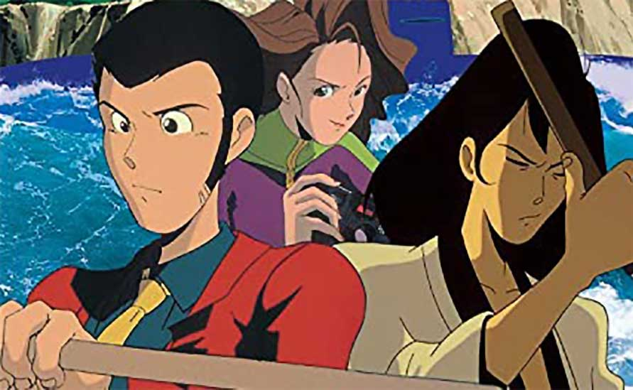 Lupin the 3rd - TV-Special - Collection Blu-ray DVD Review shop kaufen Szenenbild