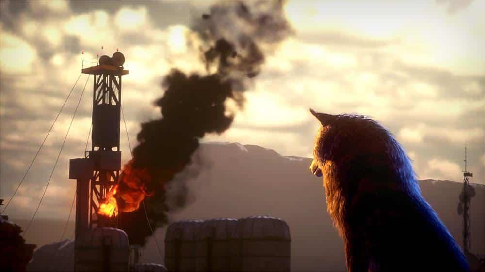 Werewolf: The Apocalypse - Earthblood PS4 Review Spiel Game Trailer shop kaufen Szenenbild