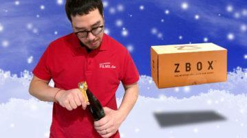ZBox Zavvi Geek Unboxing Video Februar 2021 was ist drinnen Artikelbild