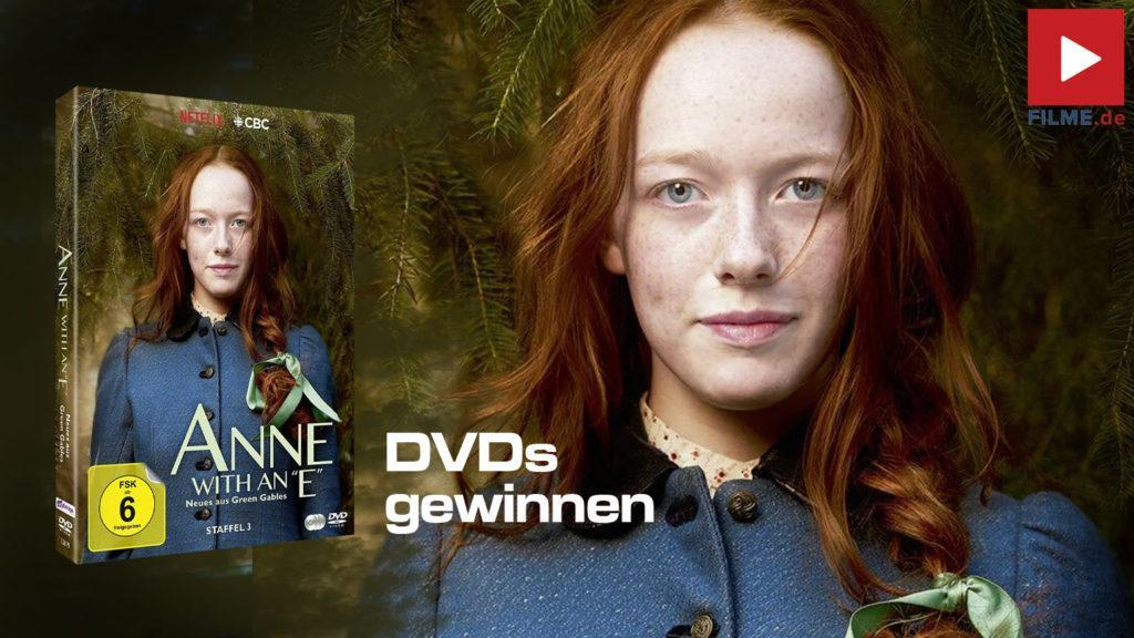 Anne with an E Staffel 3 Serie 2021 Gewinnspiel gewinnen shop kaufen Artikelbild