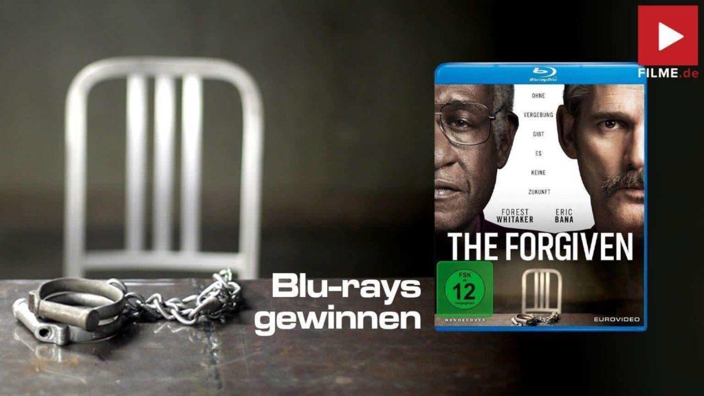 The Forgiven - Ohne Vergebung gibt es keine Zukunft [Blu-ray] DVD Gewinnspiel gewinnen Film 2021 kostenlos Artikelbild