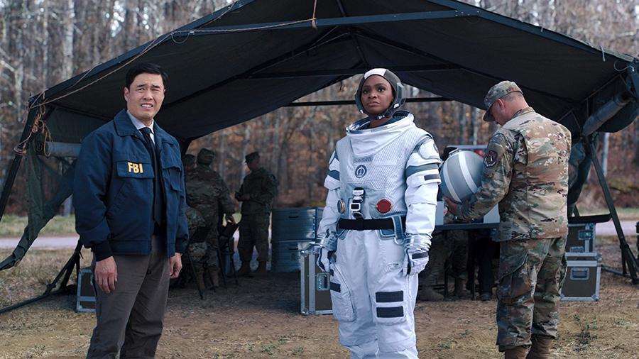 WandaVision Staffel 1 Serie 2021 Review streaming shop kostenlos anschauen Szenenbild