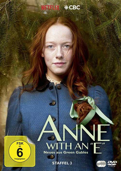 Anne with an E: Neues aus Green Gables - Staffel 3 Blu-ray DVD shop kaufen Cover