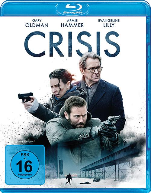 Crisis Film 2021 Blu-ray DVD shop kaufen Cover