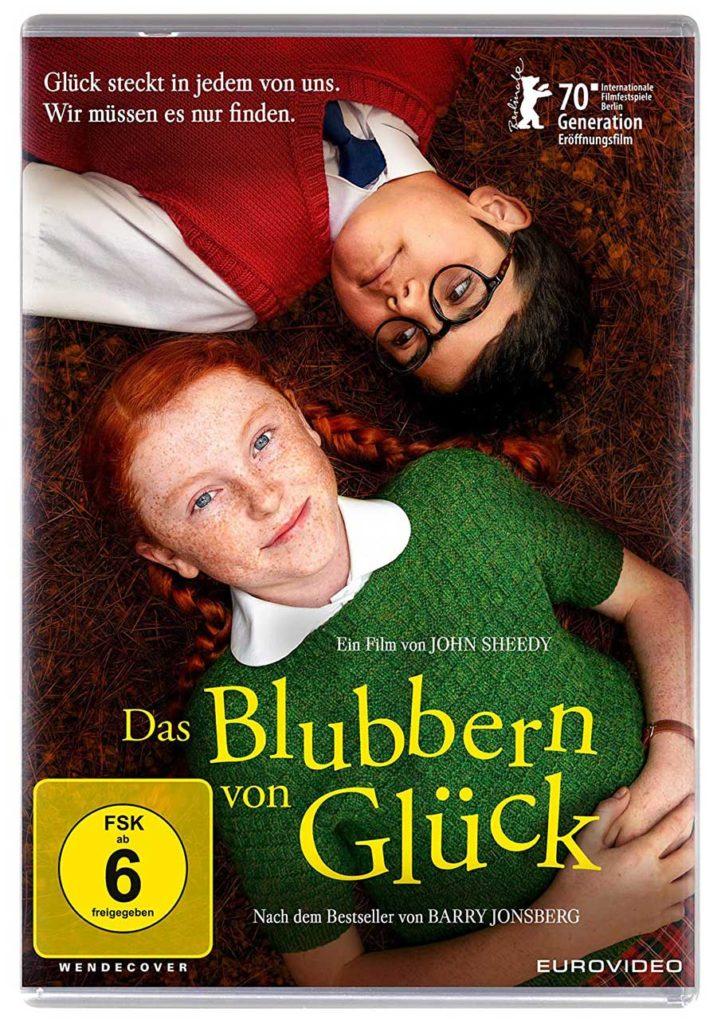 Das Blubbern von Glück Film 2021 DVD Blu-ray Shop kaufen Cover