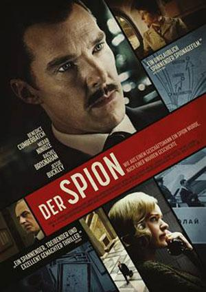 Der Spion Film 2021 Kino Plakat