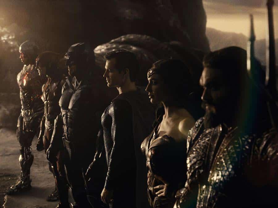 Justice League: Snyder Cut Film 2021 szenenbild Streaming review