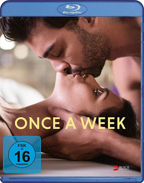 Once a Week [Blu-ray] Cover shop kaufen