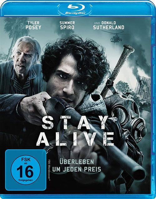 Stay Alive - Überleben um jeden Preis [Blu-ray] Cover shop kaufen