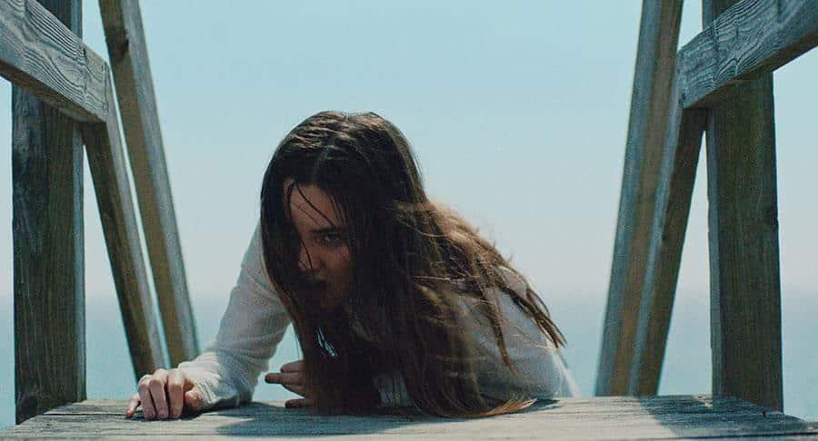The Beach House [Blu-ray] DVD Review Film 2021 Shop kaufen Szenenbild