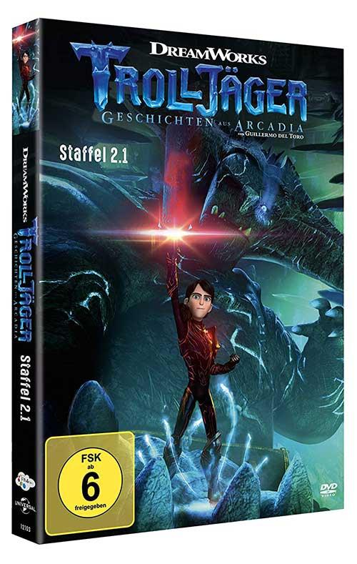 Trolljäger Staffel 2.1 DVD Serie shop kaufen Cover