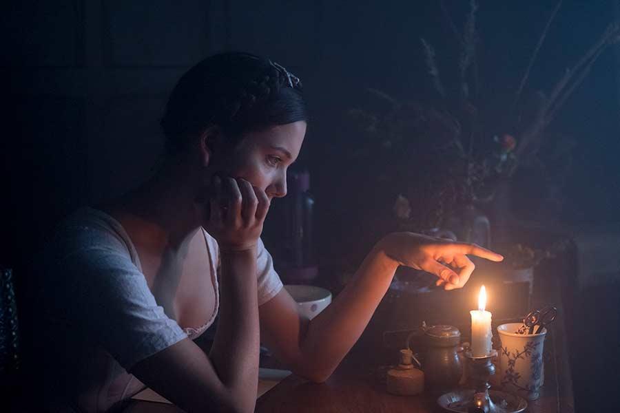 Carmilla - Führe uns nicht in Versuchung [Blu-ray] Review shop kaufen Film 2021 Szenenbild
