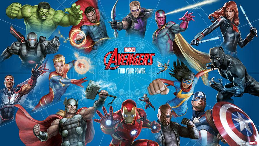 Avengers: Find Your Power Funko Pop Gewinnspiel Disney