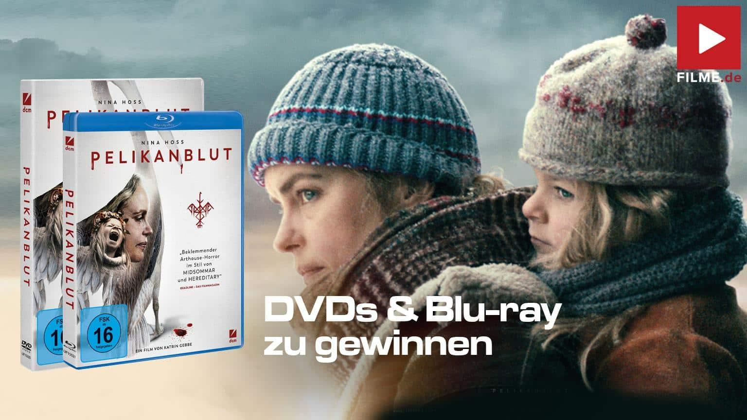 PELIKANBLUT – Aus Liebe zu meiner Tochter Gewinnspiel gewinnen Blu-ray DVD shop kaufen Artikelbild