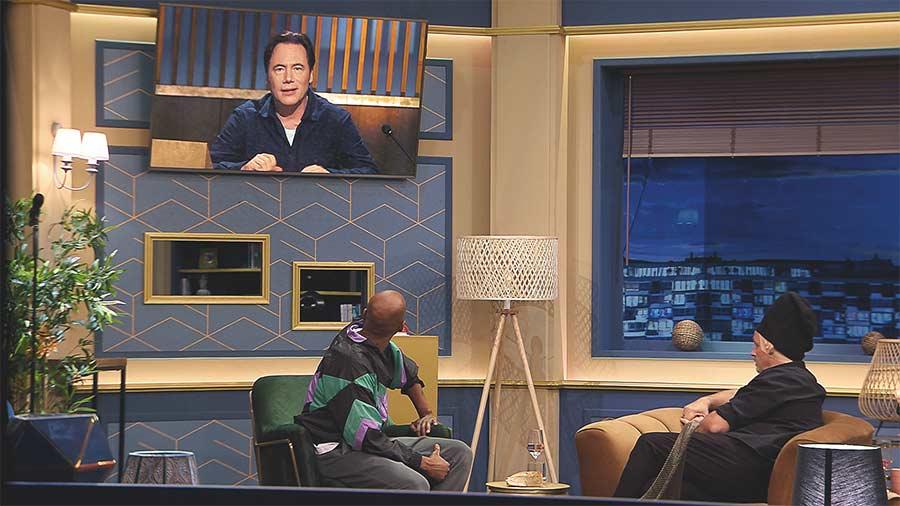 LOL: Last One Laughing Serie 2021 Staffel 1 Deutschland Streaming Review Szenenbild