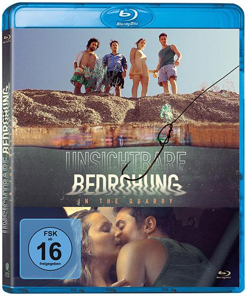 Unsichtbare Bedrohung - In the Quarry Film 2021 Blu-ray COver shop kaufen