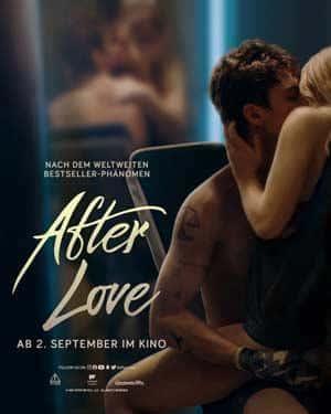 After LOve Film 2021 Kino Plakat