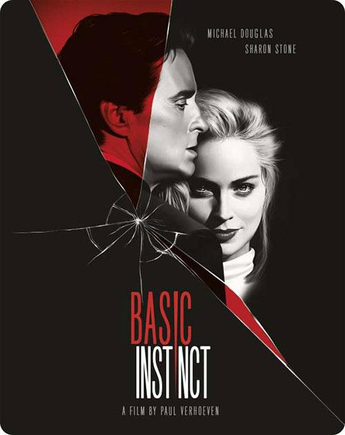 BASIC INSTINCT Film neu 4K remastered Limitiertes Steelbook Cover shop kaufen
